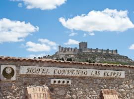 Hotel Spa Convento Las Claras, Peñafiel (Mélida yakınında)