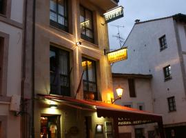 Hotel Los Molinos, Llanes