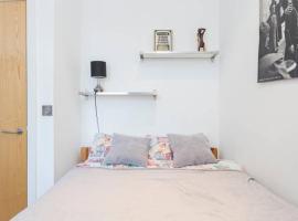 2 Bed Apartment Zone 2 London, sleeps 5