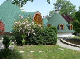 Gesztenye Nyaralópark, Balatonudvari