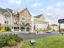 Country Inn & Suites by Radisson, Burlington (Elon), NC, 벌링턴