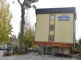 Hotel Due Pini, Melfi (Monticchio yakınında)