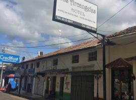 Hotel Los Arcangeles, Juigalpa