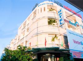 Hoang Minh Chau 2 Hotel, Thái Thiên (in de buurt van Phú Mỹ)