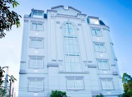 Hoang Minh Chau 3 Hotel, Thái Thiên (in de buurt van Phú Mỹ)