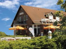 Café Pension Steffen, Sanitz (U blizini grada 'Teschow')
