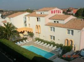 Hôtel Azur, Cap d'Agde