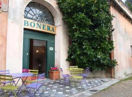 Hotel Villa Bonera, Cenova (Nervi yakınında)