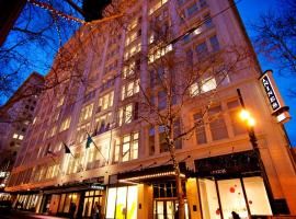 The Nines, a Luxury Collection by Marriott Hotel, Portland