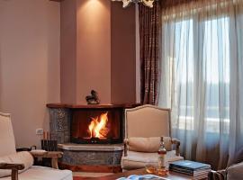 Nefeles Luxury Residences & Lounge, Καρδαράς
