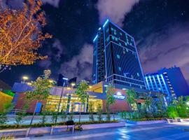 安卡拉市中心阿納多盧酒店