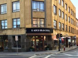 Latchis Hotel and Theatre