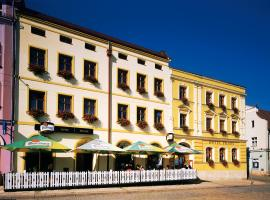 Hotel Praha, Броумов