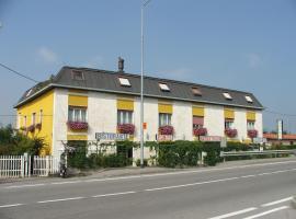 Hotel Ponte Autostrada, Seriate (Grassobbio yakınında)