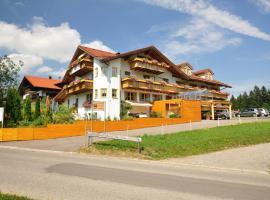 Berghüs Schratt - vegetarisches und veganes Biohotel