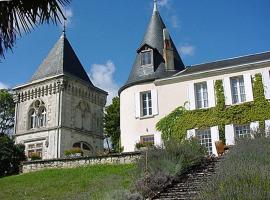 Chateau Lague, Fronsac (рядом с городом Saint-Michel-de-Fronsac)