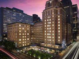 Budget Hotels Near Minute Maid Park Courtyard Houston Downtown Convention Center