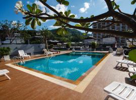 Platinum Hotel and Apartments