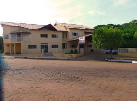Hotel Beira Rio, Aquidauana (Piraputanga yakınında)