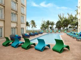 Courtyard by Marriott Nassau Downtown/Junkanoo Beach, Nassau
