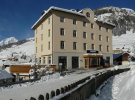 Hotel Aurora, Ardez