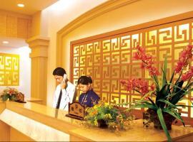 Taishan Jinkaixuan Hotel, Shisun (Lüewei yakınında)