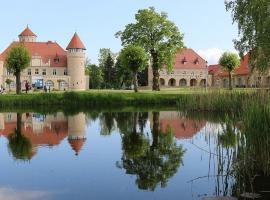 Ferienwohnung Schloß Stolpe, Stolpe auf Usedom