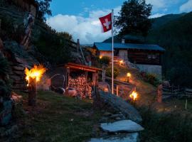 Alpenhütte Doru, Ried-Brig