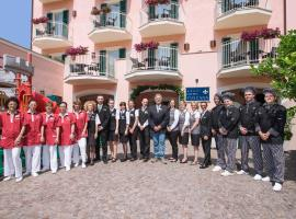 Hotel Ristorante Toscana, Alassio