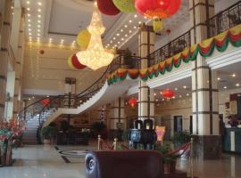 Jingbian Baolong Hotel, Jingbian (Hebagou yakınında)