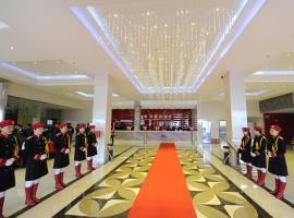Shengjing Yijia Hotel Shennongjia, Shennongjia (Baokang yakınında)