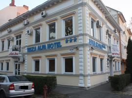 Tisza Alfa Hotel