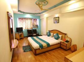 Hotel JMC Group, Rajkot (рядом с городом Kotharia)