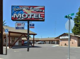Golden Eagle Motel, Dorris