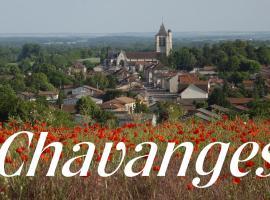 Chambres d'hôtes Le Gilliard, Chavanges (рядом с городом Joncreuil)
