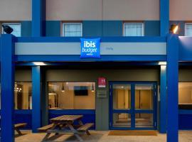 Hotel Ibis Budget Vichy, Бельрив-сюр-Алье (рядом с городом Espinasse-Vozelle)