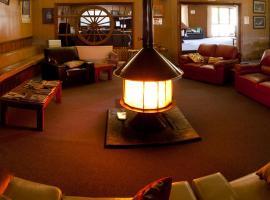 Snowy Mountains Resort and Function Centre, Adaminaby (Kiandra yakınında)