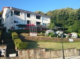 Hotel Los Duques, Béjar (Candelario yakınında)