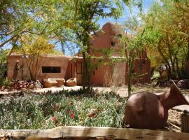 Casa Jardín, San Pedro de Atacama (Túlor yakınında)