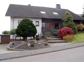 Ferienwohnung Hedi, Mastershausen
