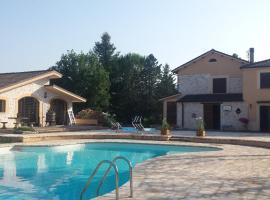 Country House Villa Matilde, Contigliano (Greccio yakınında)
