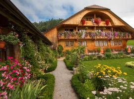Ferienwohnung Bijou, Ringoldswil