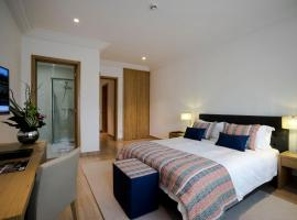 Fiesta Residences Boutique Hotel and Serviced Apartments.