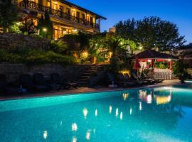 Chiflika Family Hotel, Asenovgrad (Yavrovo yakınında)