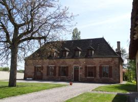 Le Presbytère, Toutenant (рядом с городом Pontoux)