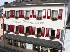 Hotel Rossner, Münchberg (Zell im Fichtelgebirge yakınında)