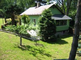Fidler Cottage, Rozvadov (Mchov yakınında)