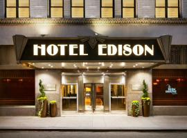 Hotel Edison Times Square, New York City