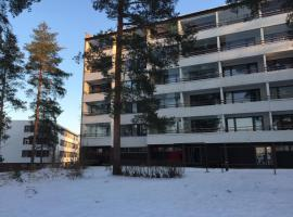 Haapavedentie Apartment, Савонлинна (рядом с городом Aholahti)