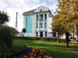 Hotel Ludza, Лудза (рядом с регионом Karsava Municipality)